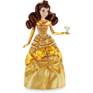 Belle Classic Doll with Chip Figure - 12''