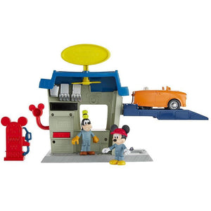 Fisher-Price Disney Mickey and The Roadster Racers - Roadster Ready Pit Stop