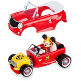 Mickey Mouse Transforming Pullback Racer - Mickey and the Roadster Racers