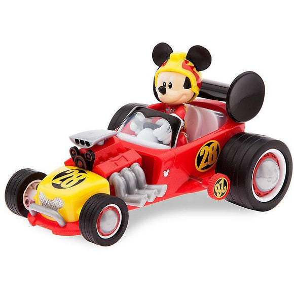 Mickey and the Roadster Racers Wind-Up Race Car