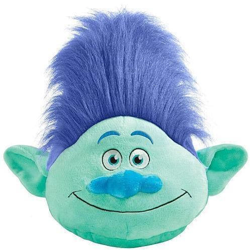 Pillow Pets DreamWorks Trolls Branch Plush - Green