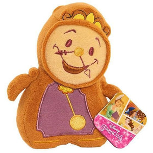 Beauty and the Beast Stylized Bean Stuffed Figure - Cogsworth
