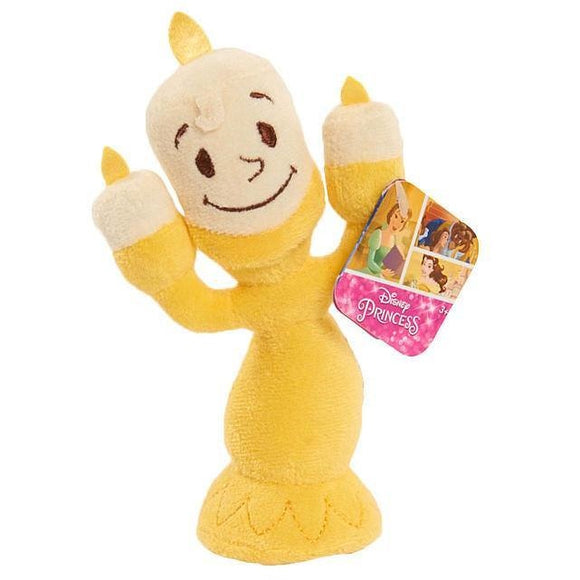 Beauty and the Beast Stylized Bean Stuffed Figure - Lumiere