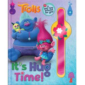 Dream Works Trolls It's Hug Time! Storybook