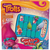 Guess Who Game DreamWorks Trolls Edition