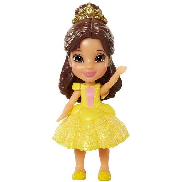 My First Disney Princess 3 inch Mini Toddler Doll - Belle