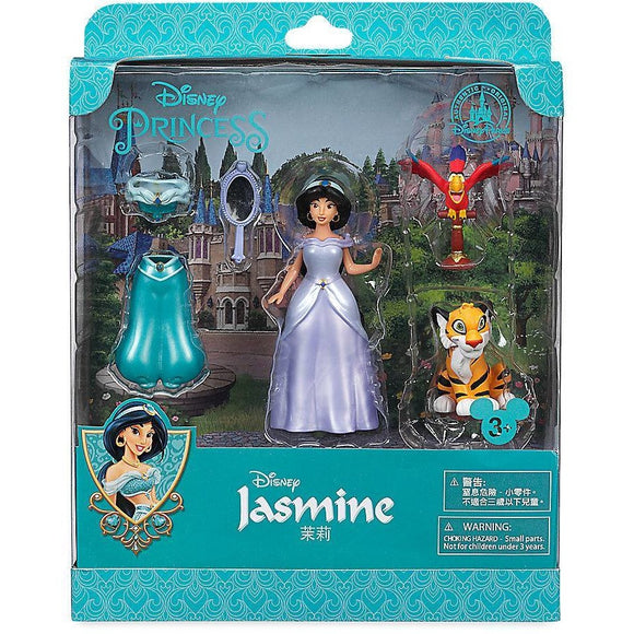 Jasmine Figure Fashion Set