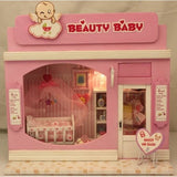 Beauty Baby DIY European Shop Series