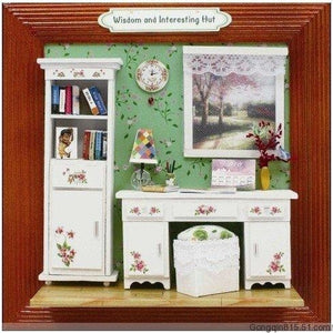 DIY Picture Frame - Wisdom And Interesting Hut