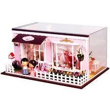 Love Actually DIY Miniature Dollhouse