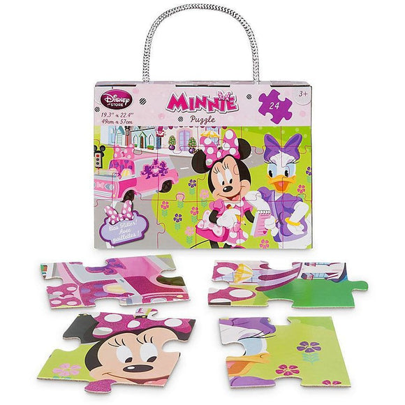 Minnie Mouse and Daisy Duck Happy Helpers Puzzle