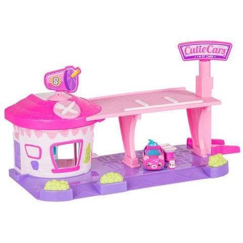 Shopkins Series 1 Cutie Cars Drive Thru Diner Playset