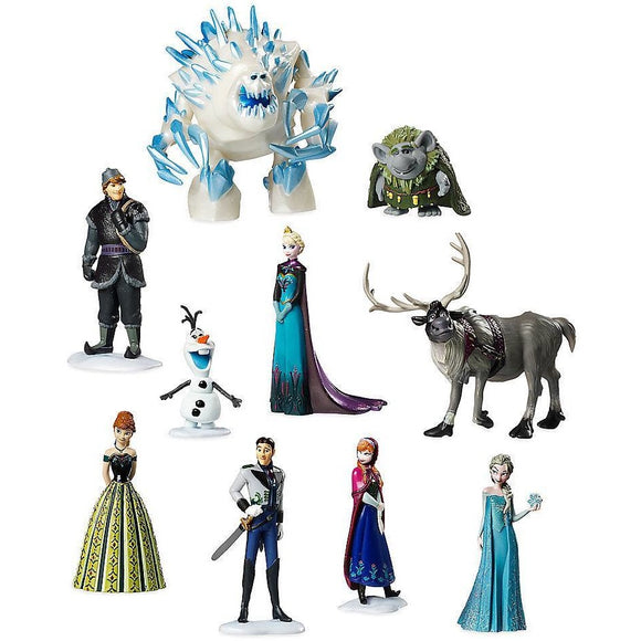 Frozen Deluxe Figure Fashion Set