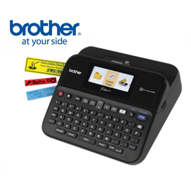 Brother PTouch D600 Labelling With Full Colour LCD Screen