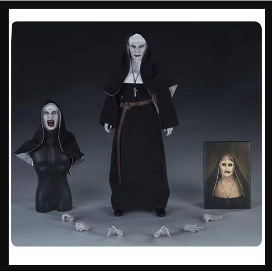 The Nun Valak 1:6 Scale Figure (PRE-ORER)