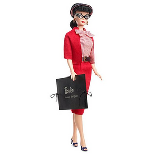 Barbie 1960s Busy Gal Re-Release Gold Label Doll