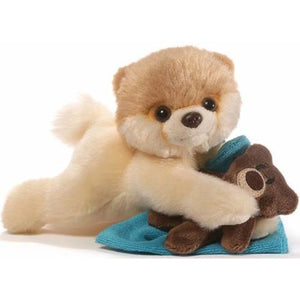 "Itty Bitty Boo Bedtime Stuffed Dog 5"" Plushie"