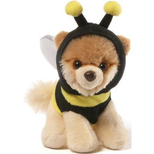 Itty Bitty Boo Bee Stuffed Dog 5