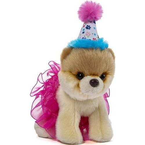 Itty Bitty Boo Birthday Tutu Plushie