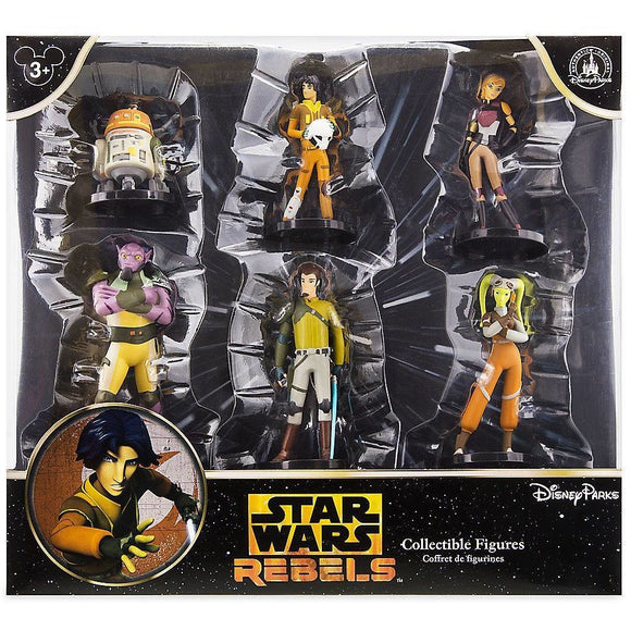 Star Wars Rebels Collectible Figure Set