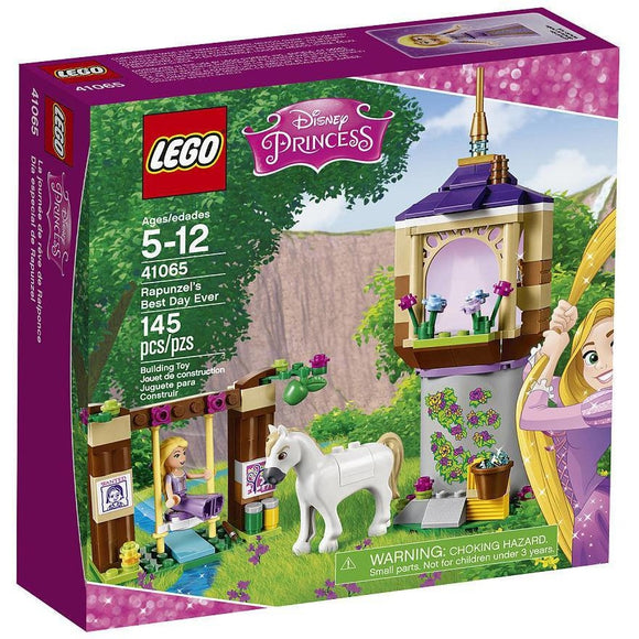 LEGO Disney Princess Rapunzel's Best Day Ever (41065)