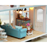 Caribbean DIY Large Dollhouse
