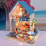 Romantic Aegean Sea 2 DIY Miniature Dollhouse