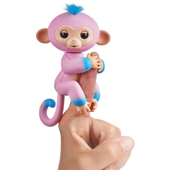 Fingerlings Two Toned Monkey - Candi