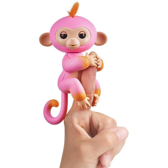 Fingerlings Two Toned Monkey - Summer