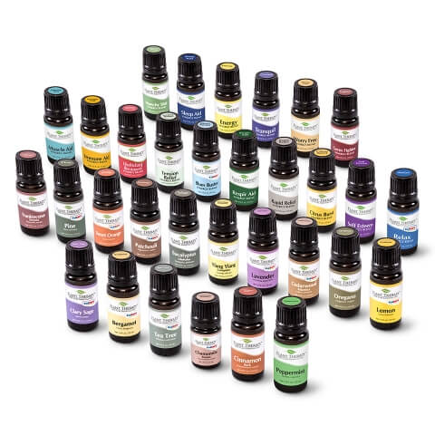Plant Therapy Top 32 Essential Oil Set