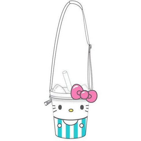 Hello Sanrio Hello Kitty Soda Crossbody Purse