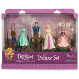 Tangled Deluxe Figure Fashion Set