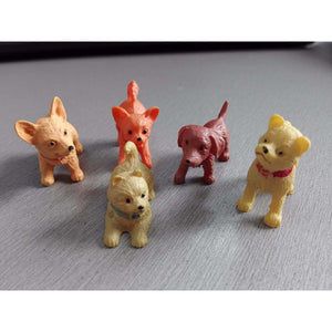 Dogs Set of 5