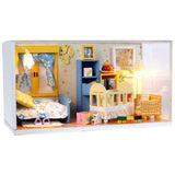 Beautiful Dream DIY Miniature Dollhouse