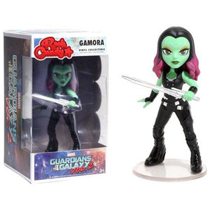 Funko Rock Candy Marvel Guardians of the Galaxy Volume 2 5 inch Action Figure - Gamora