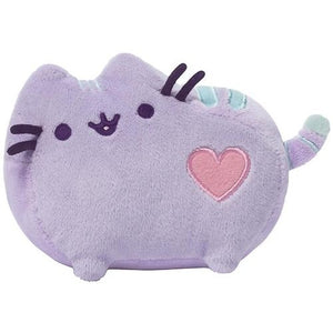 Pusheen Cat Purple Plush 6""