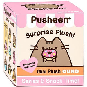 Pusheen The Cat Blind Box Series 1: Snack Time (EU Version)
