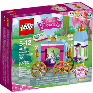 LEGO Disney Princess Palace Pets Pumpkin's Royal Carriage (41141)