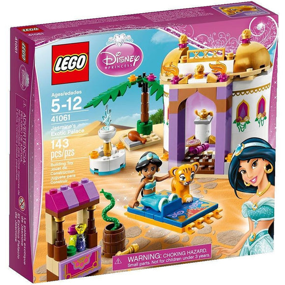 LEGO Disney Princess Jasmine's Palace (41061)
