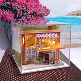 Our Tea House DIY Miniature Dollhouse