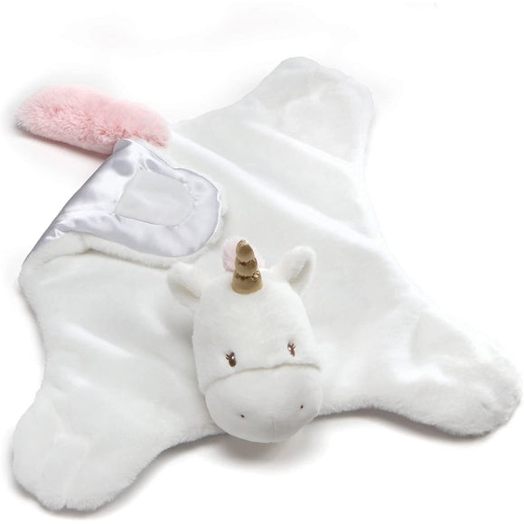 GUND Luna Unicorn Comfy Cozy Plush Blanket