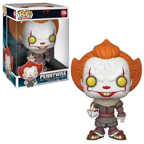 It: Chapter 2 Pennywise with Boat 10-Inch Funko Pop! Vinyl Figure