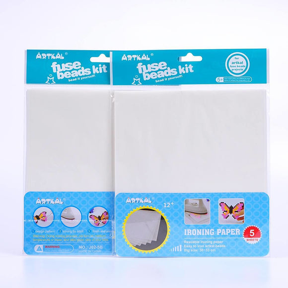 Artkal 5 Pieces Big Ironing Paper Set