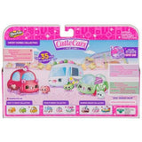 Shopkins Series 1 Cutie Cars 3-Pack - Candy Combo