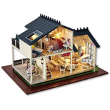 Provence DIY Large Dollhouse