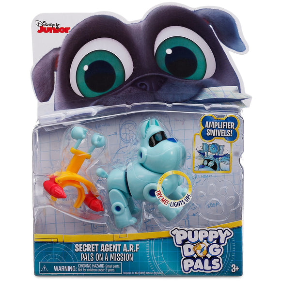 A.R.F. ''Pals on a Mission'' Toy - Puppy Dog Pals