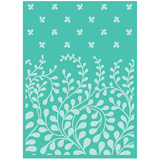 Anna Griffin® Modern Vines Embossing Folder