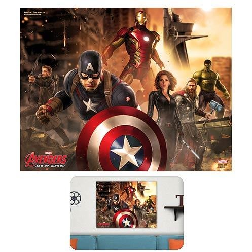 Avengers Age of Ultron Time to Avenge MightyPrint Wall Art Next Generation Premium Poster