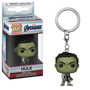 Avengers: Endgame Hulk Pocket Funko Pop! Key Chain