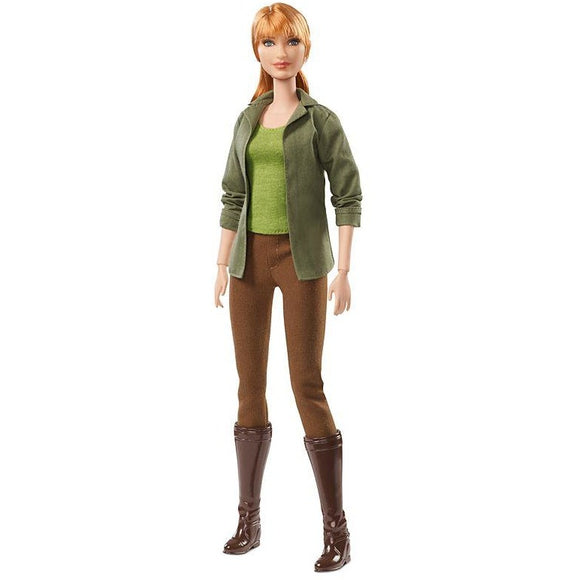 Barbie® Jurassic World™ Claire Doll